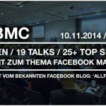 Die #AFBMC 2014 in Berlin – Facebook Marketing in 11 Akten