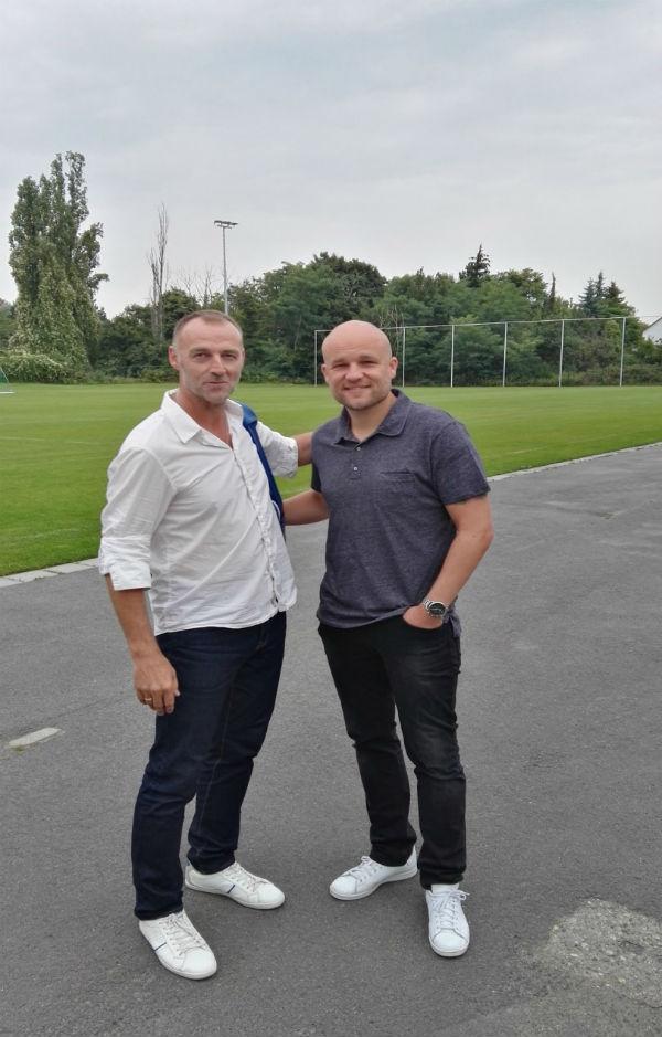 Rouven Schröder, FSV Mainz 05-Vorstand Sport