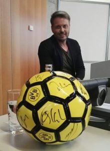 David Görges von Borussia Dortmund