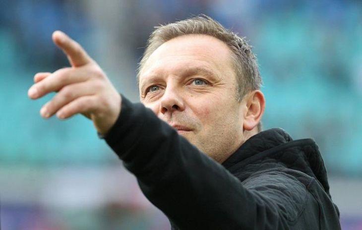 Trainer André Breitenreiter