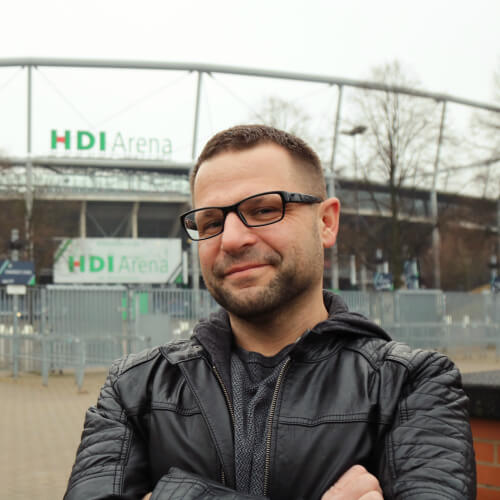 Josip Grbavac, Marketingleiter Hannover 96