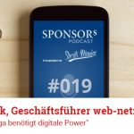 """Die Fußball-Bundesliga benötigt digitale Power!"""