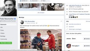 Facebook-Seite Felix Neureuther