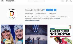 Instagram Team Deutschland
