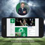 Im grün-weißen Bereich: Werder Bremens Weg der digitalen Transformation