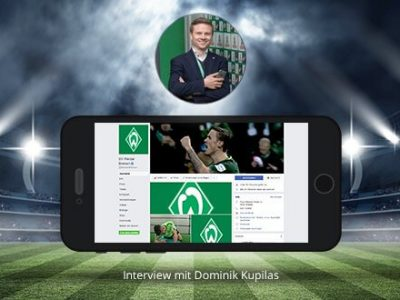webnetz_sports: Werder Bremen Dominik Kupilas Interview