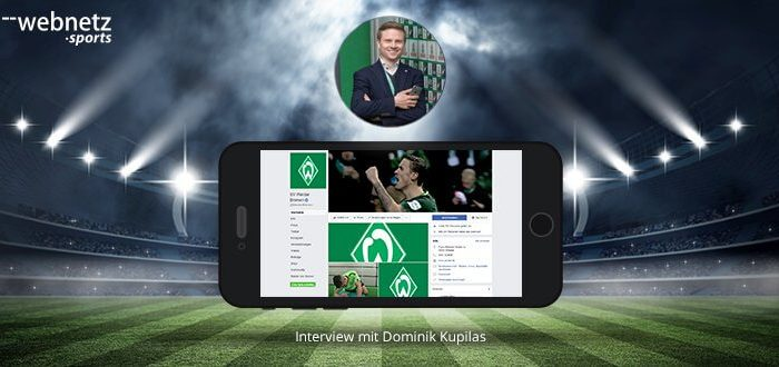 webnetz_sports: Werder Bremen Dominik Kupilas Interview