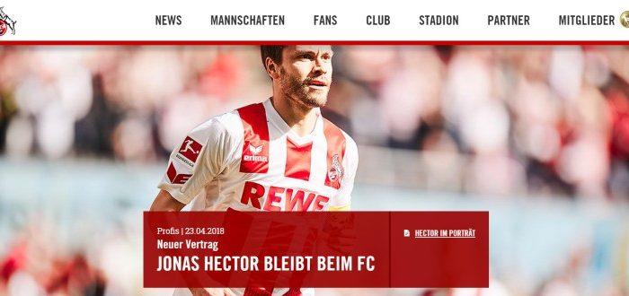 1. FC Köln und die Digitalisierung