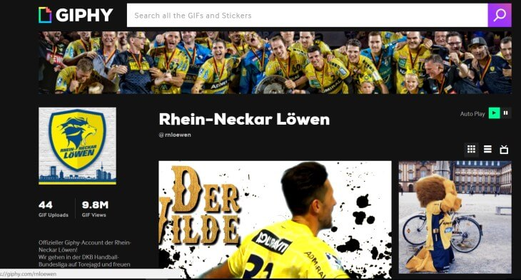 RNL bei Giphy