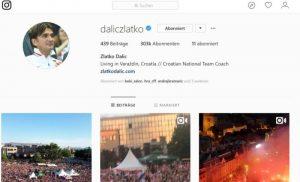 Instagram: Zlatko Dalic