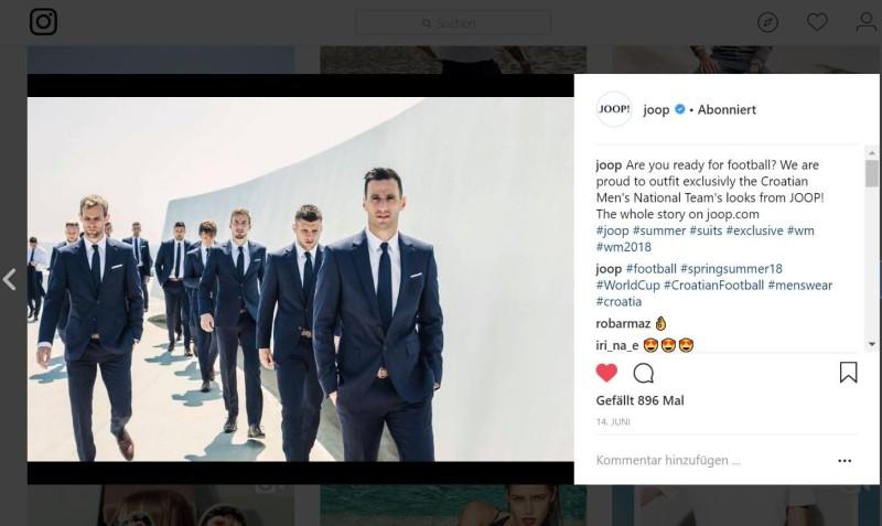Instagram: Joop