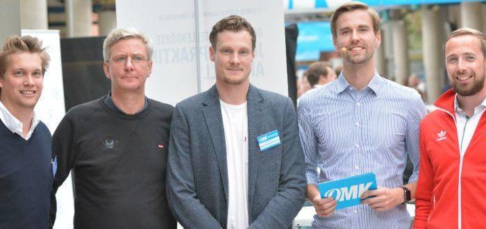 OMK2018 Diskussionsrunde Sportmarketing