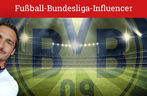 Fußball-Bundesliga-Influencer auf dem Transfermarkt