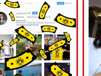 Social Media Account Mats Hummels