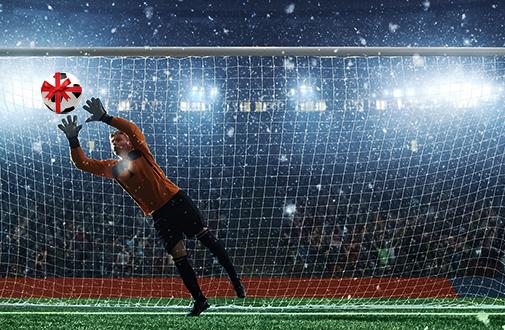 Vorweihnachtliche Top 10 Tipps für die Online-Shops der Profifußballclubs