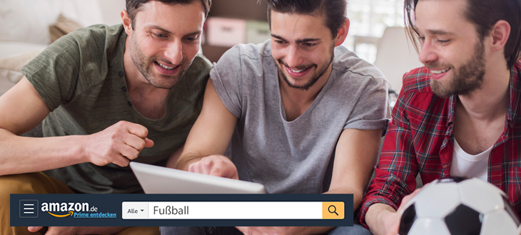 Amazon-Amazing für Fußball-Clubs