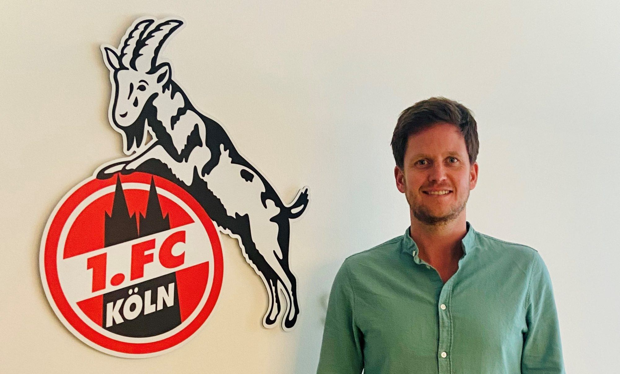 Hauke Böckmann, 1. FC Köln