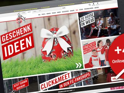 1. FC Köln Online-Merchandising Umsatz