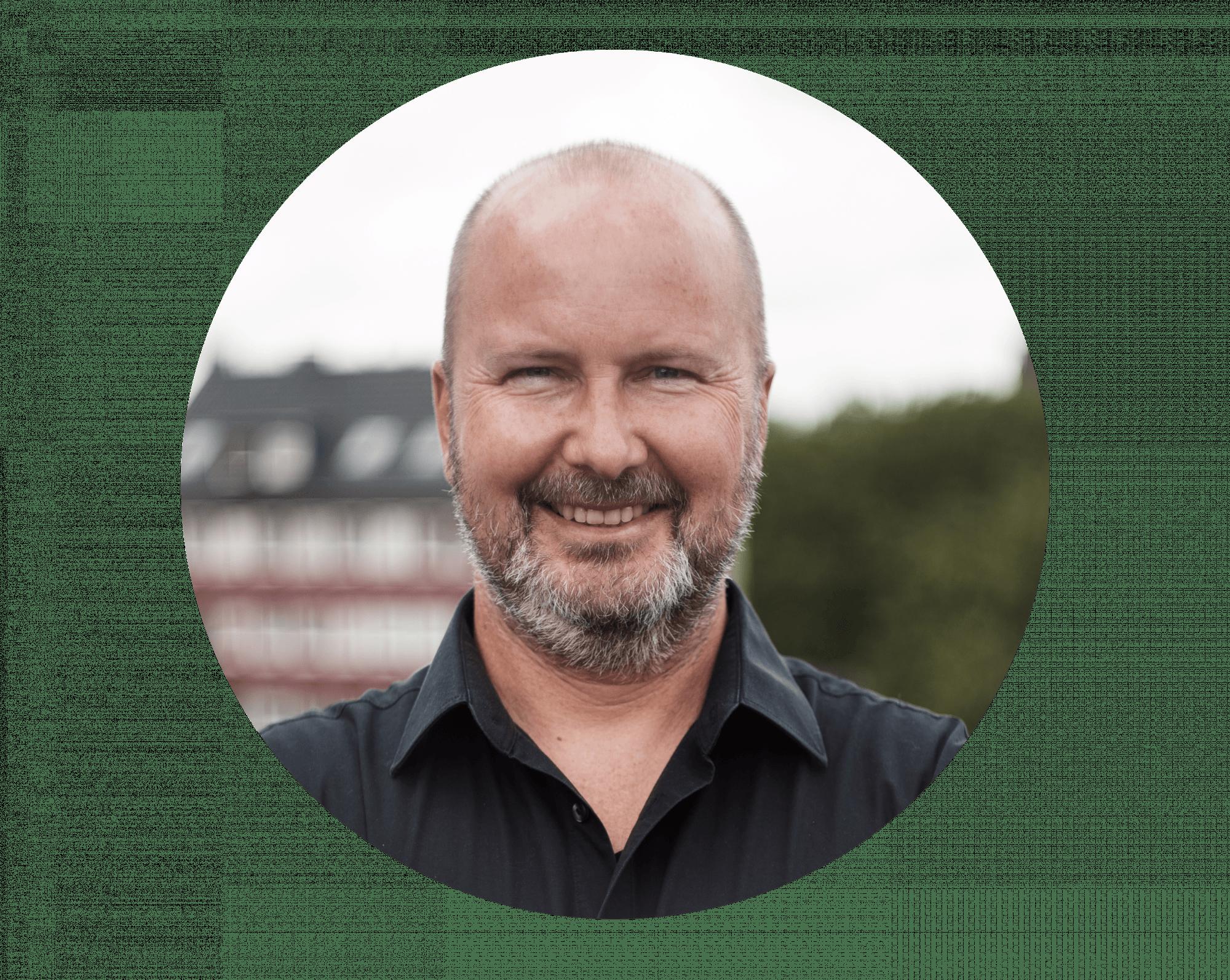 Holger Boyne, Head of Digital, Eintracht Frankfurt