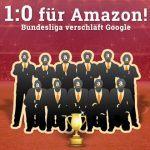 Große Suchmaschinen-Potenzialanalyse der Profi-Fußballvereine