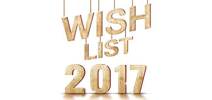 Wunschliste 2017